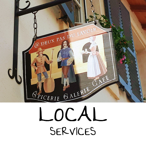 LOCAL SERVICES