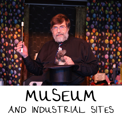 MUSEUM AND INDUSTRIAL SITES