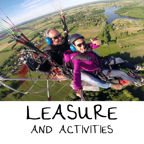 LEASURE AND ACTIVITIES