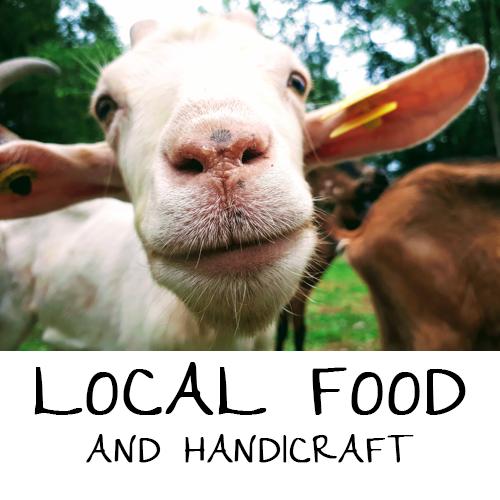 LOCAL FOOD AND HANDICRAFT